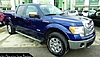 USED 2012 FORD F-150 LARIAT SUPERCREW 4WD in GLENVIEW, ILLINOIS