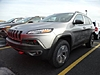 NEW 2015 JEEP CHEROKEE TRAILHAWK SPORT UTILITY 4D in GLENVIEW, ILLINOIS