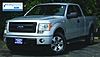 USED 2013 FORD F-150 SXT EXT CAB 4WD in CAROL STREAM, ILLINOIS