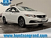 NEW 2015 HONDA CIVIC SEDAN EX in ELMHURST, ILLINOIS