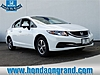 NEW 2015 HONDA CIVIC SEDAN in ELMHURST, ILLINOIS