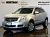 USED 2011 CADILLAC SRX LUXURY W/SUNROOF AND NAVI in LOMBARD, ILLINOIS