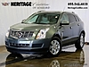 USED 2013 CADILLAC SRX LUXURY W/SUNROOF AND NAVI in LOMBARD, ILLINOIS
