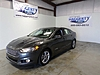 USED 2015 FORD FUSION TITANIUM HYBRID in WEST CHICAGO, ILLINOIS