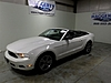 USED 2012 FORD MUSTANG V6 PREMIUM CONVERTIBLE in WEST CHICAGO, ILLINOIS