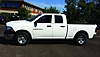 USED 2011 DODGE RAM PICKUP 1500 in WEST CHICAGO, ILLINOIS