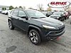 NEW 2017 JEEP CHEROKEE TRAILHAWK in GURNEE, ILLINOIS