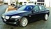 USED 2012 BMW 550 I XDRIVE W/NAVIGATION in GLENCOE, ILLINOIS