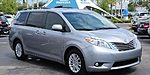 USED 2017 TOYOTA SIENNA XLE PREMIUM in GAINESVILLE, FLORIDA