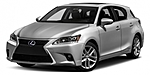 NEW 2017 LEXUS CT 200H CT 200H in ARLINGTON HEIGHTS, ILLINOIS