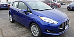 NEW 2015 FORD FIESTA TITANIUM in MIDLOTHIAN, ILLINOIS