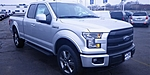 NEW 2015 FORD F-150 LARIAT in MIDLOTHIAN, ILLINOIS