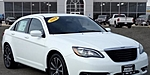 USED 2014 CHRYSLER 200  in GLENDALE HEIGHTS, ILLINOIS