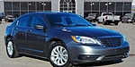 USED 2012 CHRYSLER 200 TOUR in GLENDALE HEIGHTS, ILLINOIS
