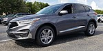 NEW 2019 ACURA RDX FWD W/ADVANCE PKG in FT. LAUDERDALE, FLORIDA