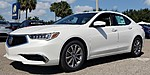 NEW 2020 ACURA TLX 2.4L FWD W/TECHNOLOGY PKG in FT. LAUDERDALE, FLORIDA