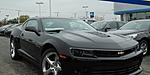 NEW 2015 CHEVROLET CAMARO 2DR CPE SS W/2SS in EAST DUNDEE, ILLINOIS