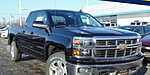 NEW 2015 CHEVROLET SILVERADO 1500 4WD DOUBLE CAB 143.5 LT in EAST DUNDEE, ILLINOIS