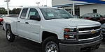 NEW 2014 CHEVROLET SILVERADO 1500 2WD DOUBLE CAB 143.5 WORK TRUCK in EAST DUNDEE, ILLINOIS
