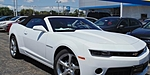 NEW 2015 CHEVROLET CAMARO 2DR CONV LT W/2LT in EAST DUNDEE, ILLINOIS