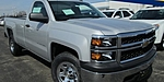 NEW 2014 CHEVROLET SILVERADO 1500 2WD REG CAB WORK TRUCK in EAST DUNDEE, ILLINOIS