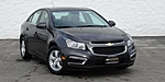 NEW 2015 CHEVROLET CRUZE 4DR SDN AUTO 1LT in EAST DUNDEE, ILLINOIS