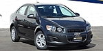 NEW 2015 CHEVROLET SONIC 4DR SDN AUTO LT in EAST DUNDEE, ILLINOIS