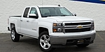 NEW 2015 CHEVROLET SILVERADO 1500 4WD DOUBLE CAB 143.5 LS in EAST DUNDEE, ILLINOIS