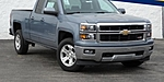 NEW 2015 CHEVROLET SILVERADO 1500 4WD DOUBLE CAB 143.5 LT W/2LT in EAST DUNDEE, ILLINOIS