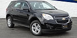 NEW 2015 CHEVROLET EQUINOX FWD 4DR LS in EAST DUNDEE, ILLINOIS