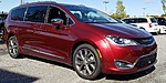 USED 2017 CHRYSLER PACIFICA LIMITED FWD in NEWNAN, GEORGIA