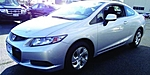 USED 2013 HONDA CIVIC LX in NAPERVILLE, ILLINOIS