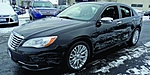 USED 2012 CHRYSLER 200 LIMITED in NAPERVILLE, ILLINOIS