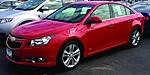 USED 2012 CHEVROLET CRUZE LTZ RS in NAPERVILLE, ILLINOIS