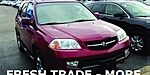 USED 2002 ACURA MDX 3.5L 4X4 in ORLAND PARK, ILLINOIS