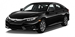 NEW 2016 HONDA CIVIC EX in ORLAND PARK, ILLINOIS