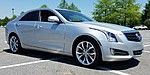 USED 2014 CADILLAC ATS PERFORMANCE AWD in LITTLE ROCK, ARKANSAS