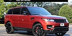USED 2014 LAND ROVER RANGE ROVER SPORT SUPERCHARGED in NORTHFIELD, ILLINOIS