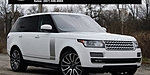 USED 2014 LAND ROVER RANGE ROVER SUPERCHARGED AUTOBIOGRAPHY in NORTHFIELD, ILLINOIS