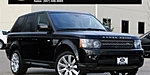 USED 2013 LAND ROVER RANGE ROVER SPORT HSE LUX in NORTHFIELD, ILLINOIS