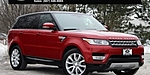 USED 2014 LAND ROVER RANGE ROVER SPORT HSE in NORTHFIELD, ILLINOIS