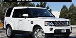 USED 2014 LAND ROVER LR4 LUX in NORTHFIELD, ILLINOIS