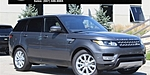 NEW 2016 LAND ROVER RANGE ROVER SPORT V6 DIESEL HSE in NORTHFIELD, ILLINOIS