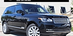 NEW 2016 LAND ROVER RANGE ROVER DIESEL HSE in NORTHFIELD, ILLINOIS