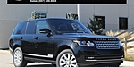 NEW 2016 LAND ROVER RANGE ROVER HSE in NORTHFIELD, ILLINOIS