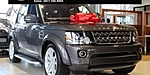 NEW 2016 LAND ROVER LR4 HSE SILVER EDITION in NORTHFIELD, ILLINOIS