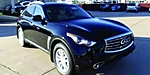 USED 2013 INFINITI FX37 AWD W/NAVI in NORTHLAKE, ILLINOIS