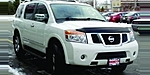 USED 2011 NISSAN ARMADA PLATINUM 4X4 W/NAVI in NORTHLAKE, ILLINOIS