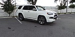 USED 2016 TOYOTA 4RUNNER LIMITED in JACKSONVILLE, FLORIDA