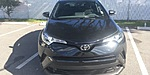 USED 2019 TOYOTA C-HR LE in JACKSONVILLE, FLORIDA